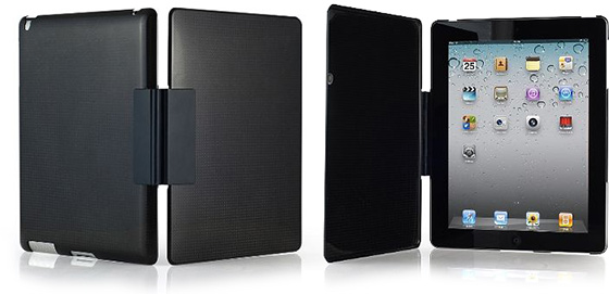 EliteFoilo Carbon Fiber iPad 2 Case