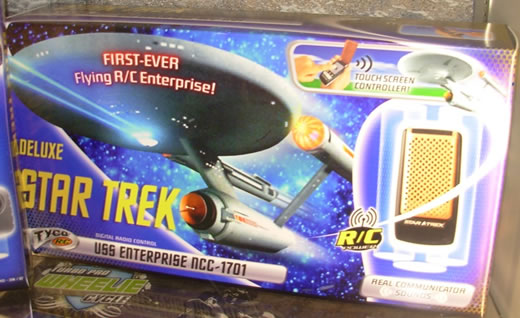 R/C Star Trek U.S.S. Enterprise NCC-1701
