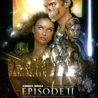 Episode II Attack of the Undead Poster