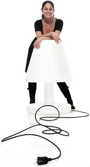 Giant Table Lamp