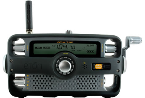 Eton FR1000 Voicelink Survival Radio