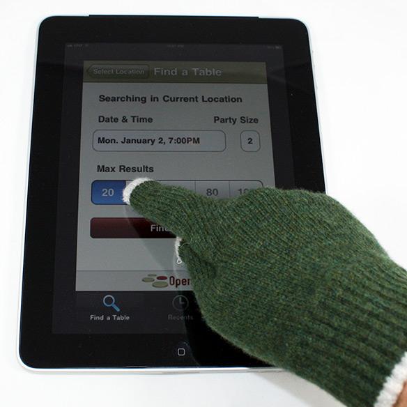 Etre FIVEPOINT Gloves
