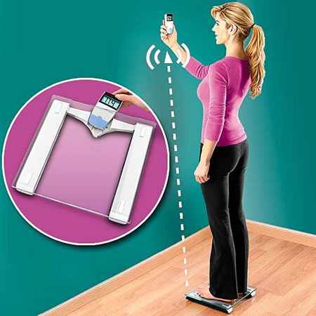 Eye Level Readout Wireless Scale