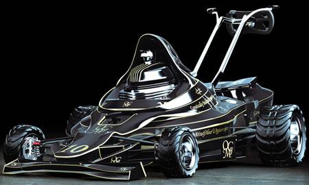 F1 Lawn Mover