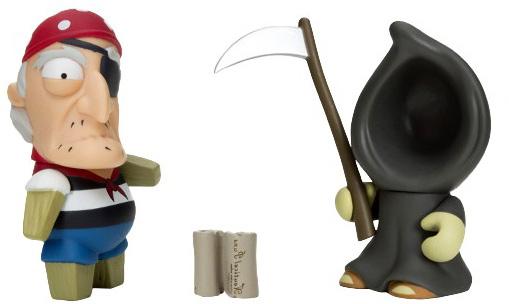 Kidrobot Family Guy Mini Figures