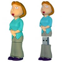 Family Guy Lois USB Flash Drive