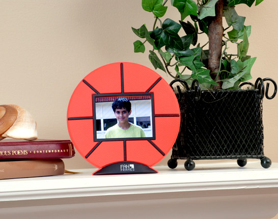 Fan Frames All-Star Basketball Digital Picture Frame