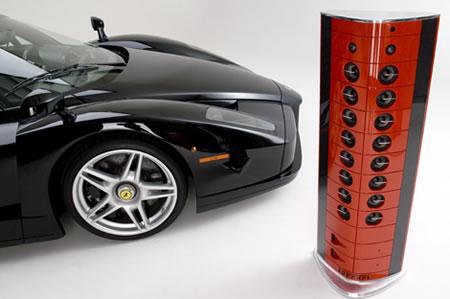 Ferrari Art Engine