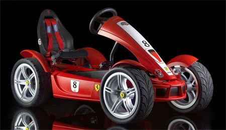 Ferrari FXX Pedal Car