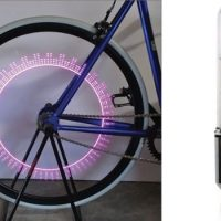 Ferris Wheel LED Bicycle Light
