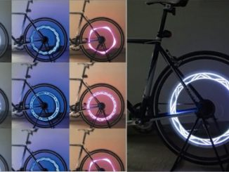 Ferris WheeLED Bike Light