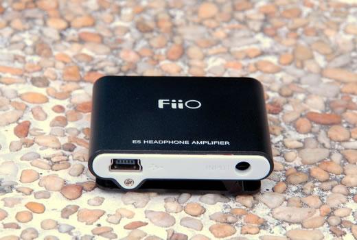 Fiio E5 Headphone Amplifier