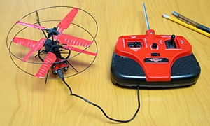Firefly Mini R/C Helicopter