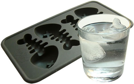 Fishbone Ice Tray