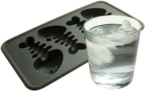 Fishbone Ice Tray