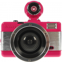 Lomography Fisheye No 2 Pink Edition