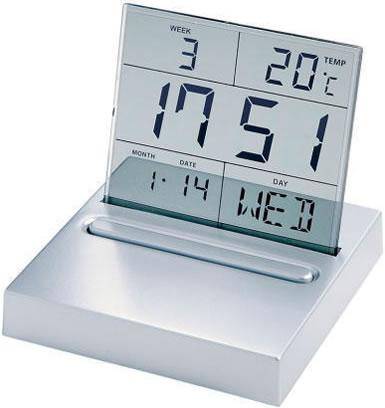 Flagstone Clock