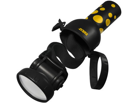 LED Flashlight / Headlamp Combo