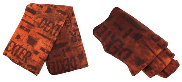 Fleece Dexter Blanket