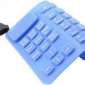 Flexible Silicone USB Numpad