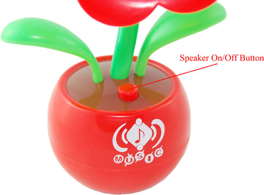 USB Flower Mini Speaker