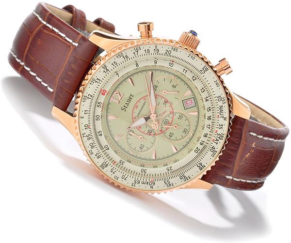 Stauer Flyboy 1916 Watch