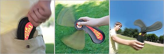 Foam Strike Switchblade Boomerang