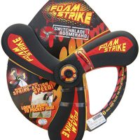 Foam Strike Switchblade Boomerang