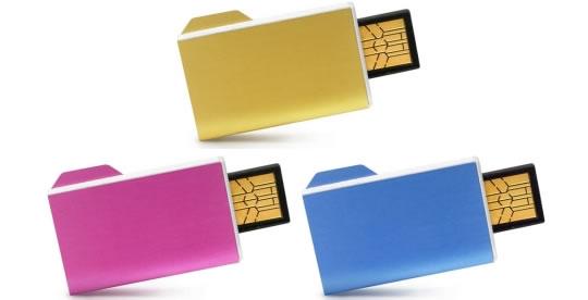 Folderix USB Flash Drive