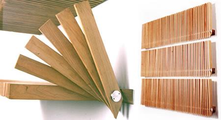 Folding Bookshelves