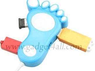 Foot USB Hub