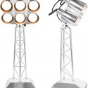 Football Stadium Floodlights Replica