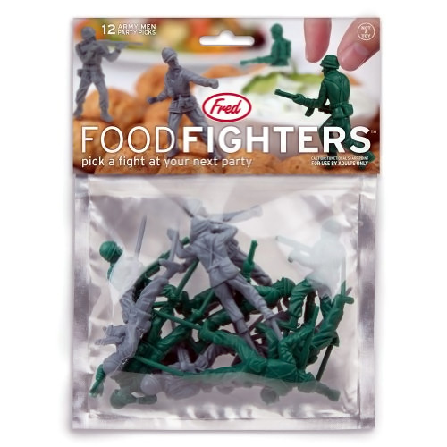 Fred Food Fighters Party Picks