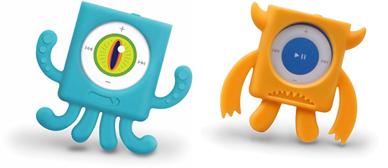 Mix Monster iPod Shuffle Cases