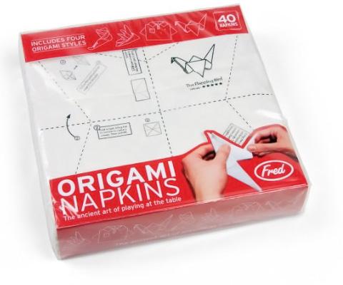 Fred Origami Napkins