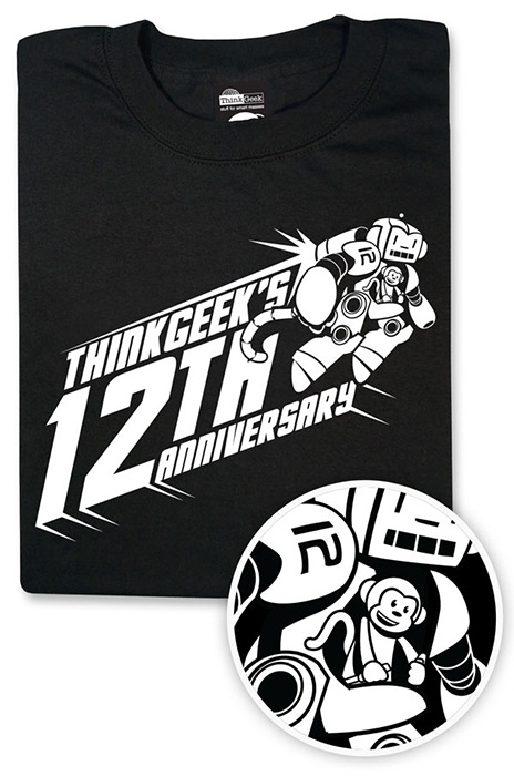 Free ThinkGeek T-Shirt