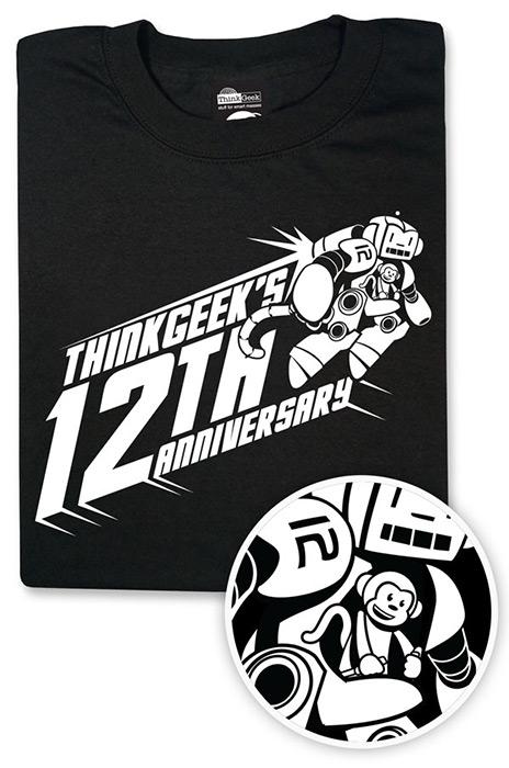 Free ThinkGeek T-Shirt