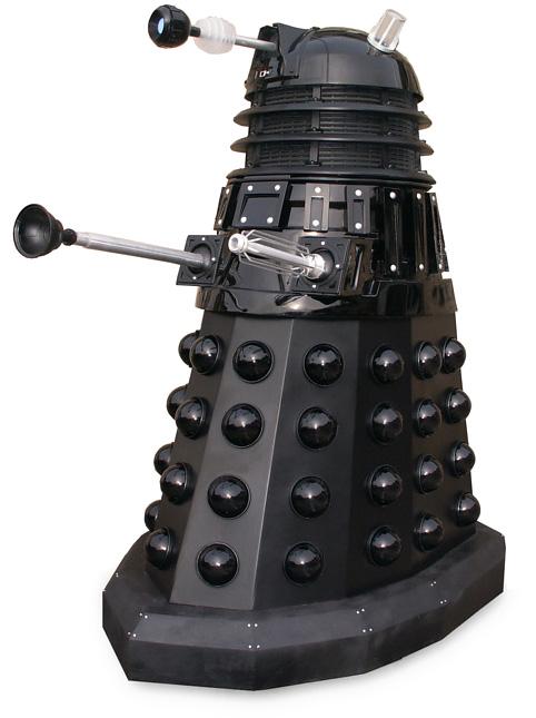 Life Size Dalek Replica