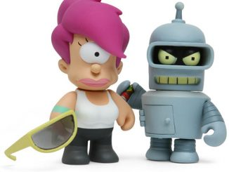 Futurama Collectible Mini Figures