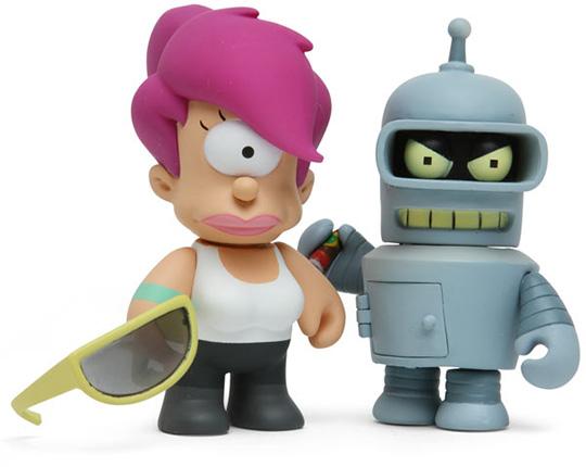 Futurama Collectible Mini Figures