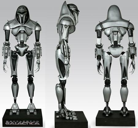Battlestar Galactica Cylon Figure