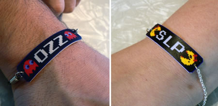 Video Game ID Bracelets