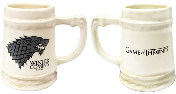 Game of Thrones Beer Steins