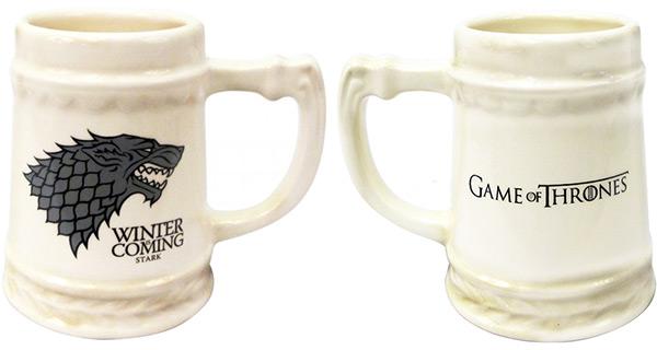 Game of Thrones Beer Steins
