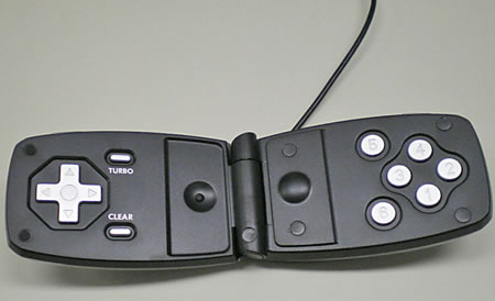 Gamepad Computer Mouse