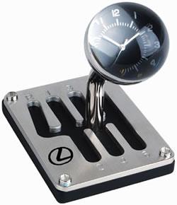 Gear Shift Clock