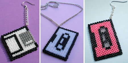 Retro Geek Jewelry