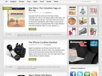 GeekAlerts.com Screenshot
