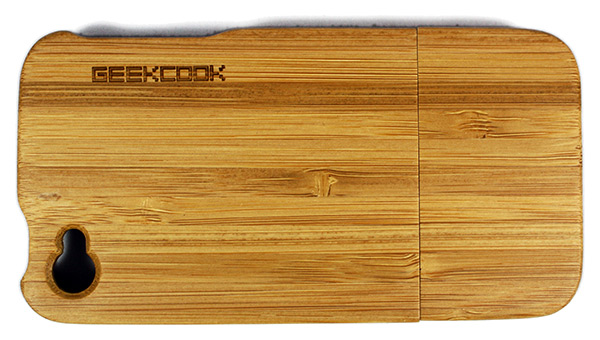 GeekCook Bamboo iPhone Case