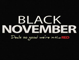 Geeks.com Black November Sale